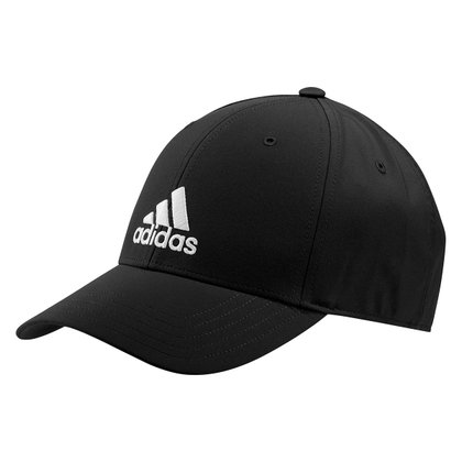Boné Adidas Aba Curva Strapback Baseball Logo