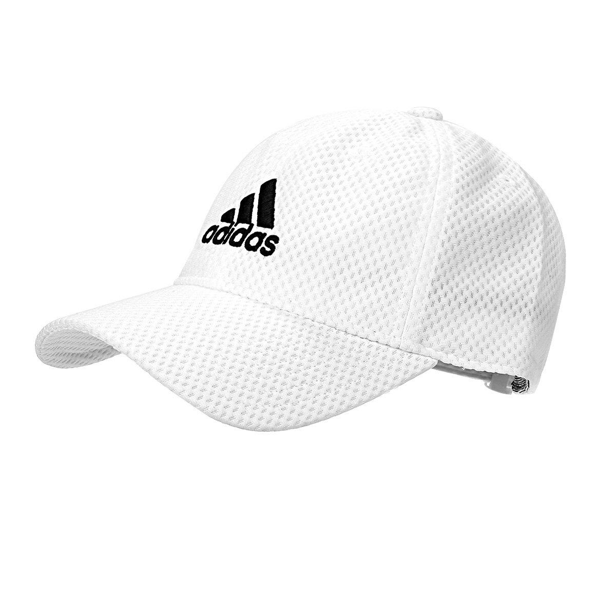 Boné Adidas C40 Climacool Aba Curva - Compre Agora  36846f4691e