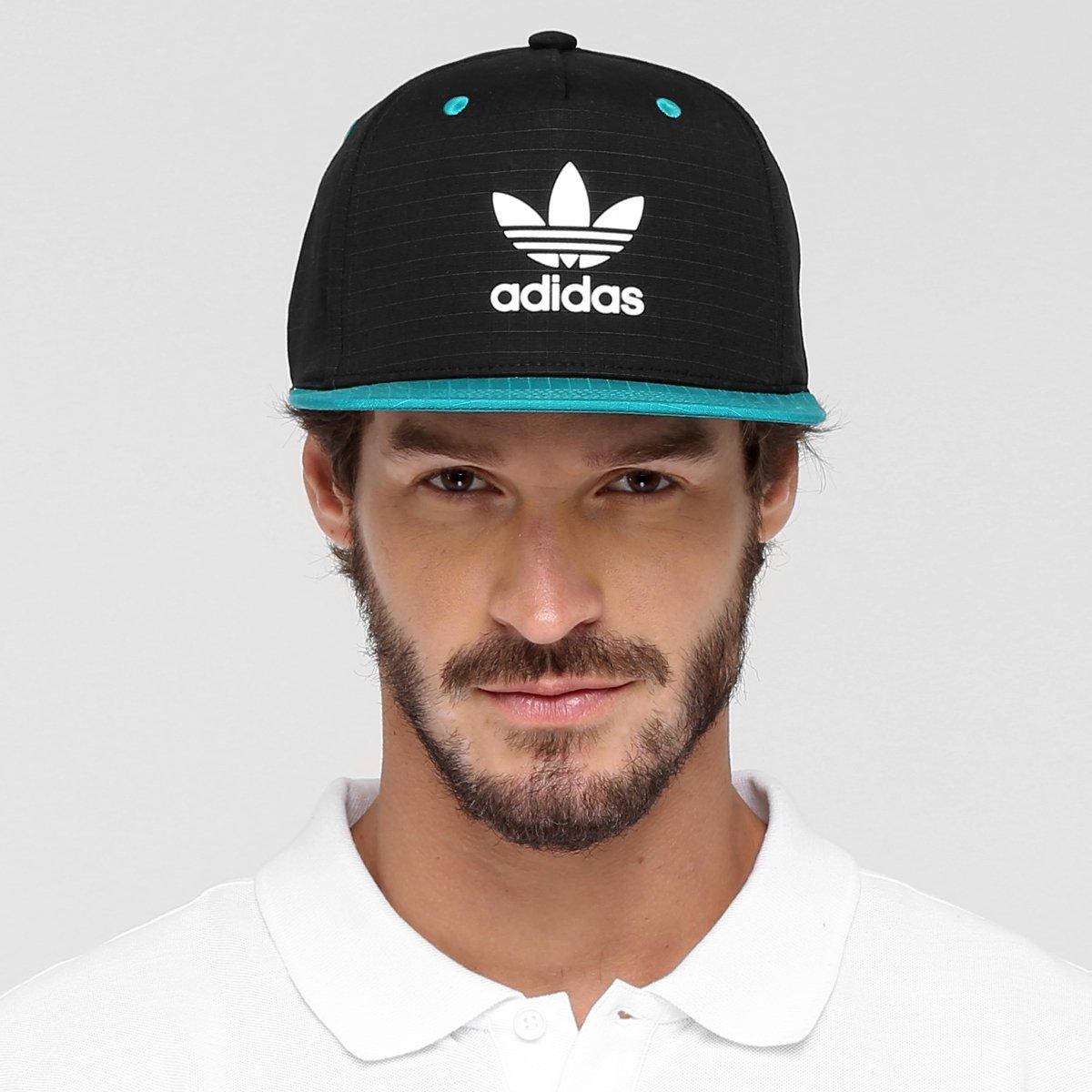 Boné Adidas Originals Fb Ac - Compre Agora  3fd7e3e8767