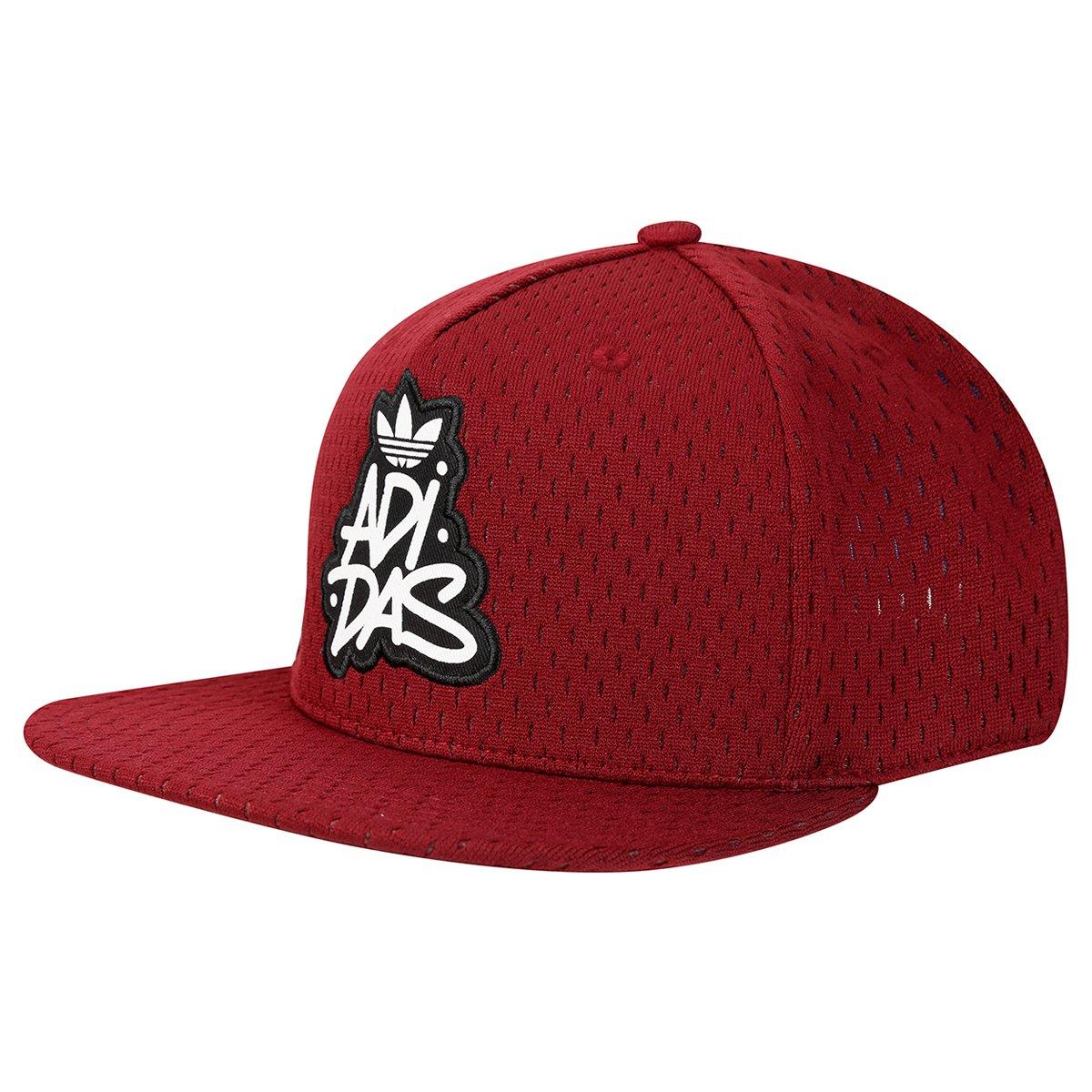 Boné Adidas Originals Fb Cap Mesh - Compre Agora  a6e2774af13