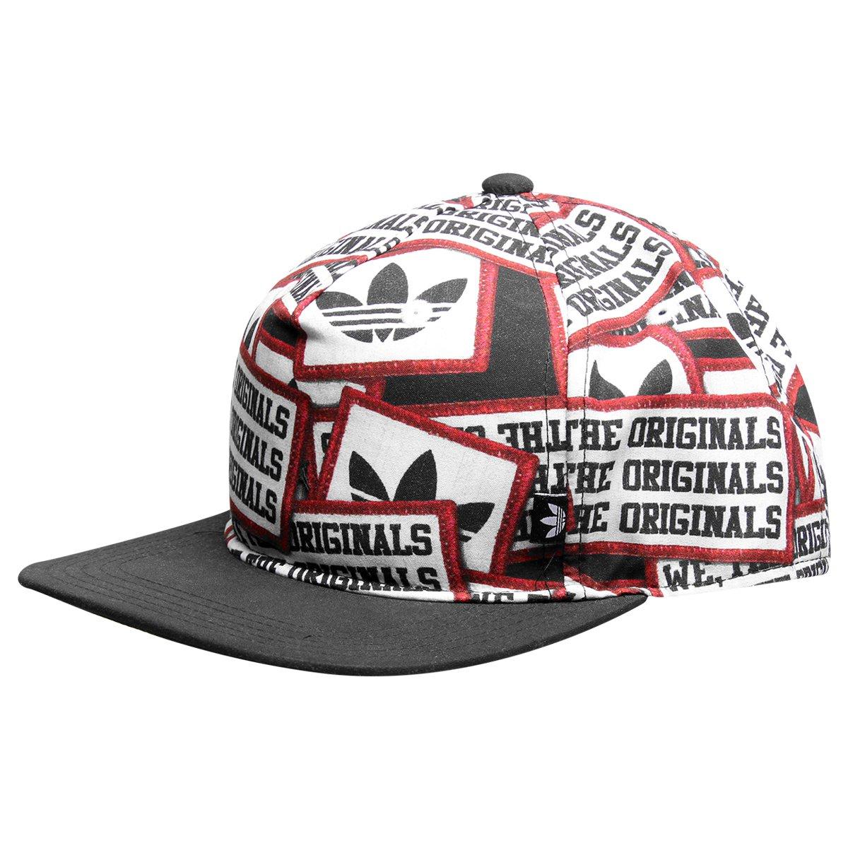 Boné Adidas Patch - Compre Agora  5286d10dcf8c6