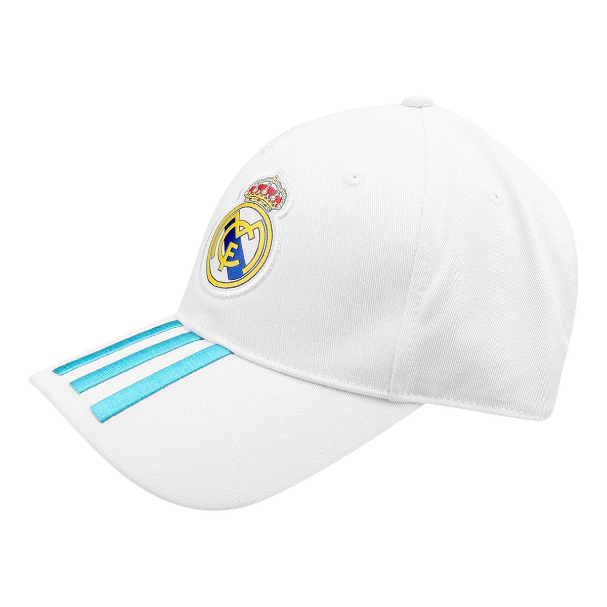 02e6362e98 Boné Adidas Real Madrid Aba Curva 3S Masculino | Netshoes