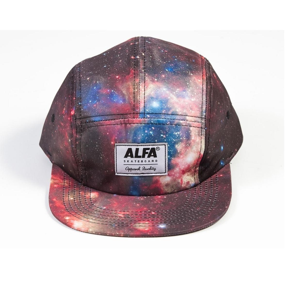 Boné Alfa 5 Panel Galaxy - Compre Agora  499f611bdea