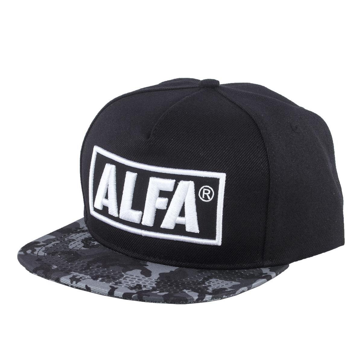 Boné Alfa Snapback Outdoor Aba Camuflada - Compre Agora  01179049703