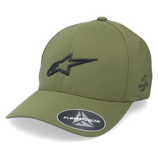 Boné Alpinestars Ageless Delta - Verde Militar