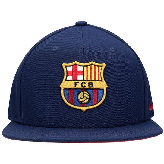 información Asesorar Bueno  Boné Barcelona Nike Aba Reta Core | Netshoes