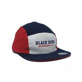 Boné Black Bird  Five Panel Trapback Unissex