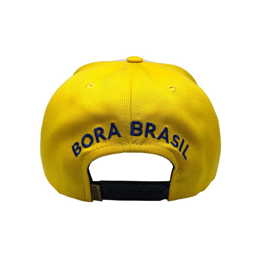 Boné Bora Brasil Unissex - Compre Agora  cfa244407ba