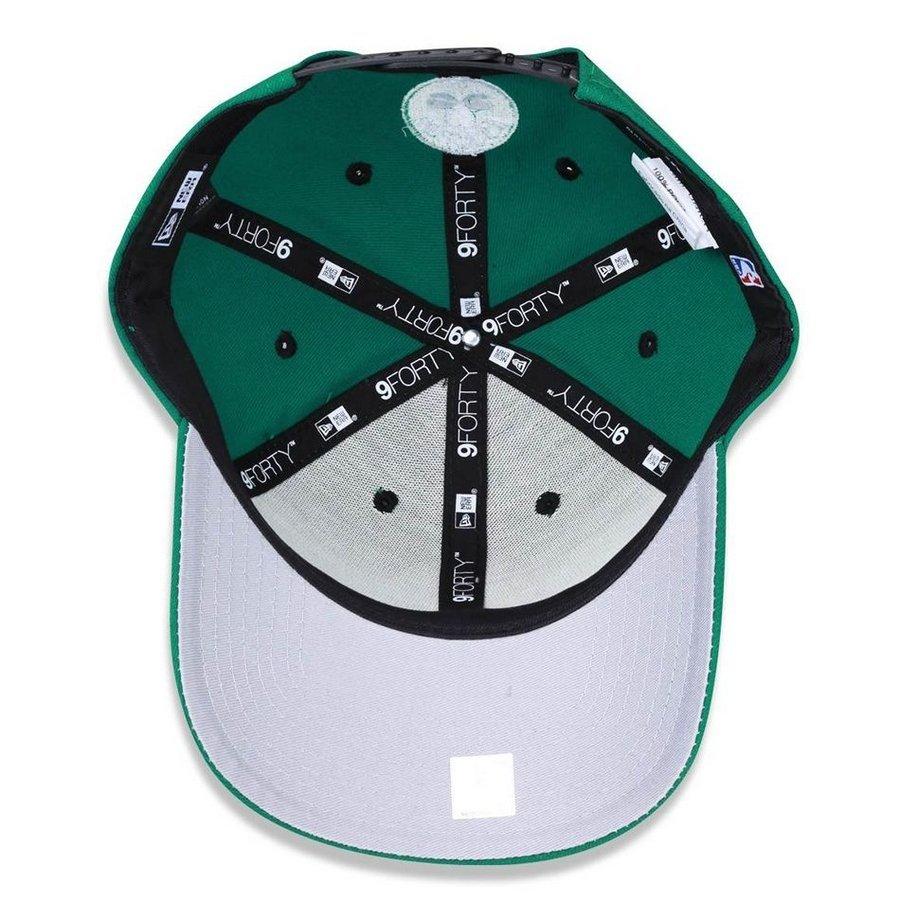 Boné Boston Celtics 940 HC Basic - New Era - Compre Agora  67f96df9e0f