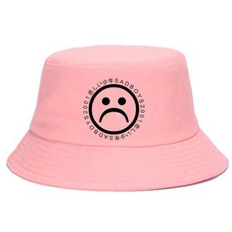 Boné Chapéu Bucket Hat New Unissex Sad Boys Rare Kick