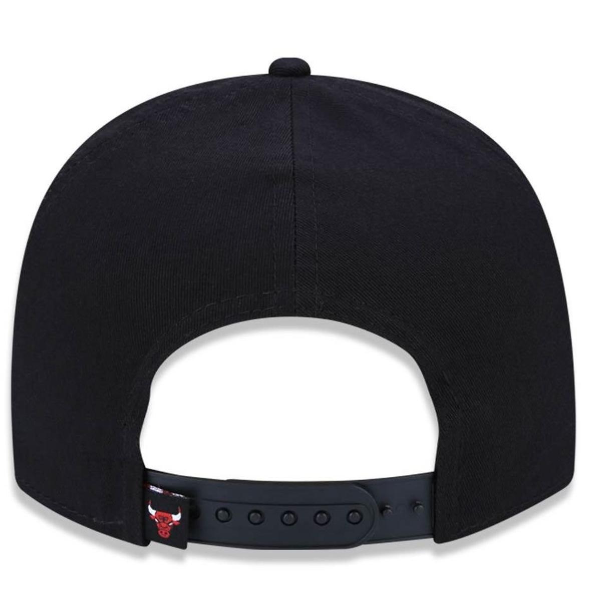 Boné Chicago Bulls 940 Chainstitch - New Era - Compre Agora  84506639605