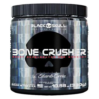 Bone Crusher 300 g By Eduardo Corrêa - Black Skull