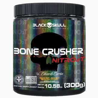 Bone Crusher Nitro 2T 300g  Black Skull