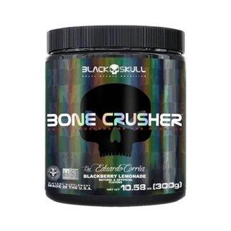 Bone Crusher Pré-Treino 300g Black Skull
