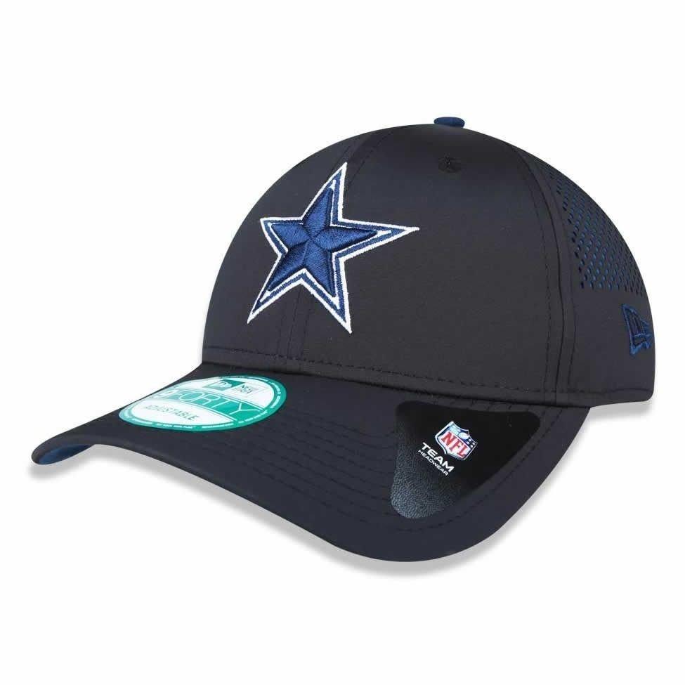 Boné Dallas Cowboys 940 Perf Pivolt - New Era - Compre Agora  df0efebf44d