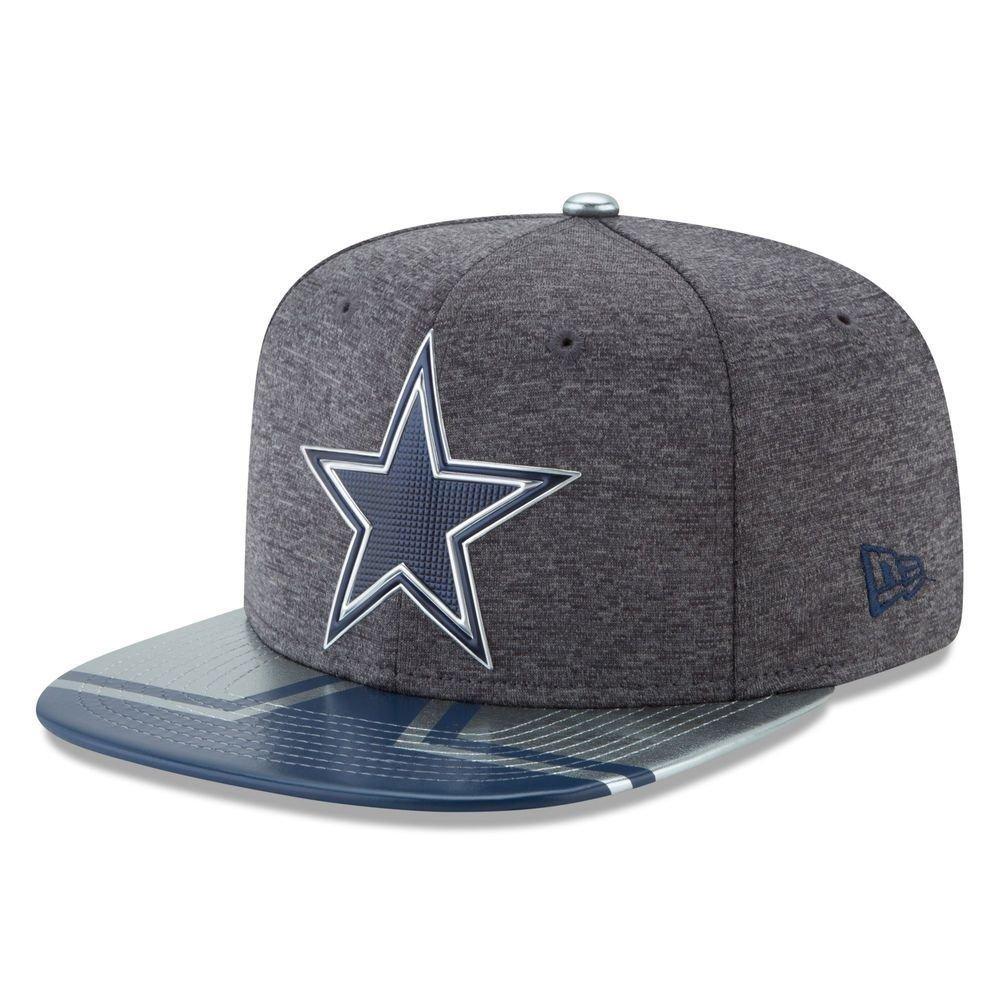 Boné Dallas Cowboys DRAFT 2017 Spotlight Snapback - New Era - Compre Agora   96e5a946403