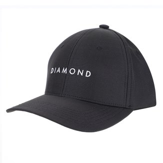 Boné Diamond Aba Curva Strapack Leeway Sport Hat