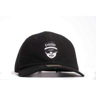 Bone E-stars Dad Hat Compton Preto