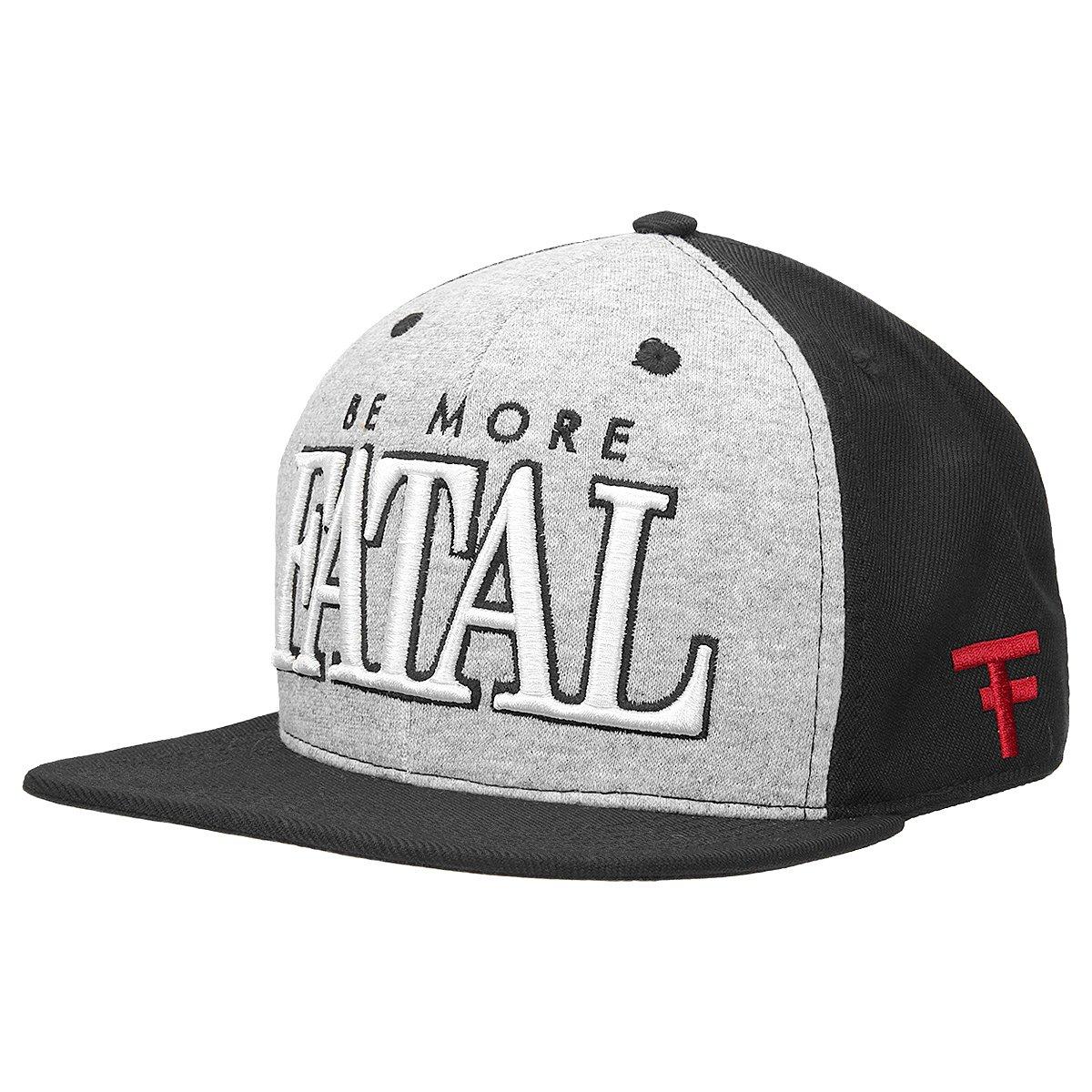 Boné Fatal Aba Reta Be More Fatal - Compre Agora  4054bf3b847