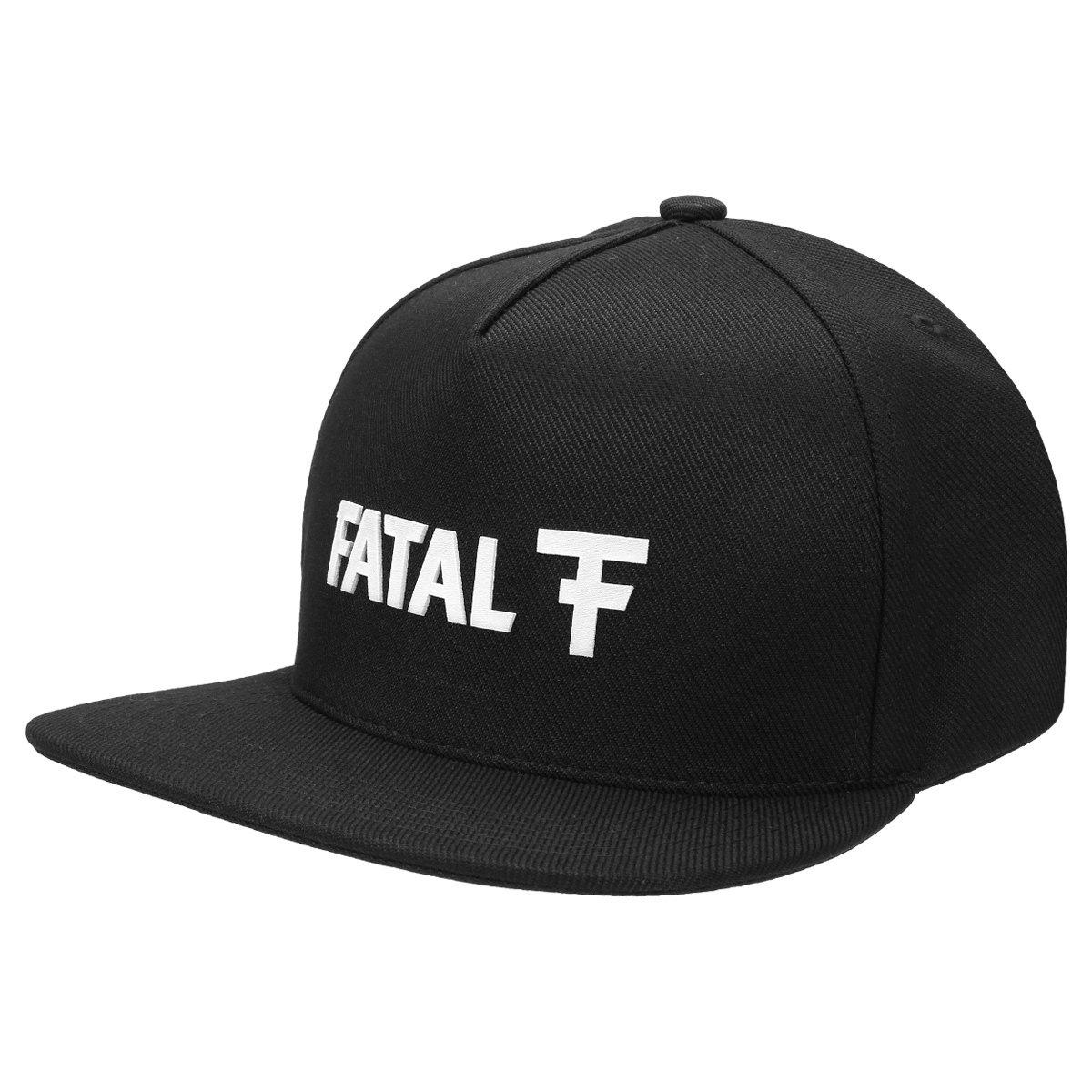 Boné Fatal Aba Reta Fatal - Compre Agora  5fa6e717027