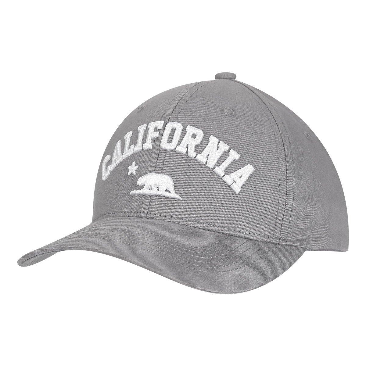 Boné Gonew Aba Curva California Masculino - Compre Agora  2c00976f574