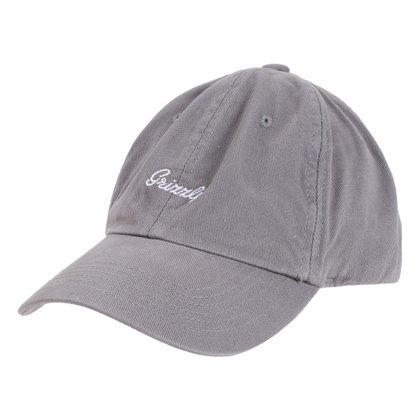 Boné Grizzly Cursive Embroidery Dad Hat Strapback