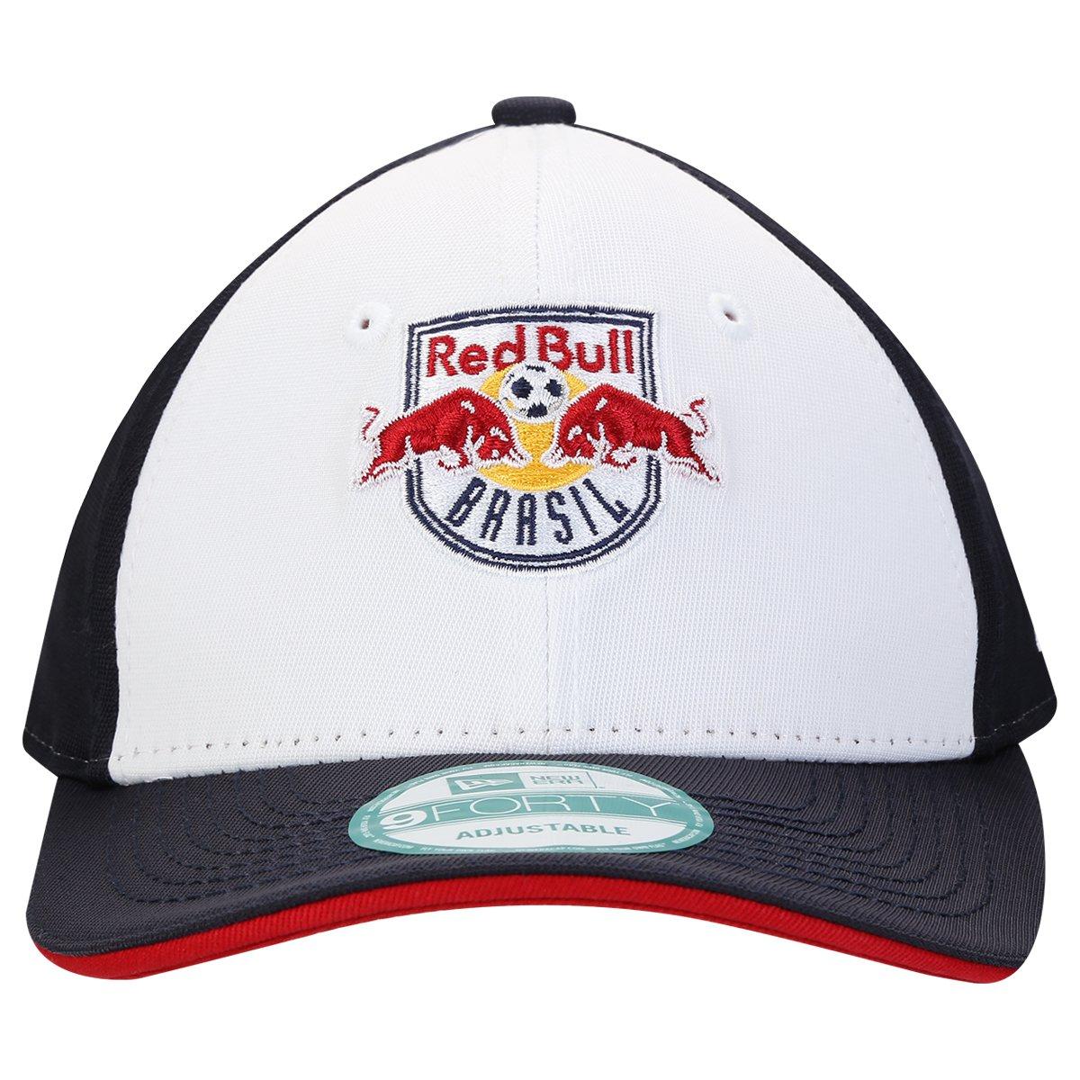 Boné Infantil New Era Red Bull Brasil Aba Curva College 940 - Compre Agora   cd3a27ae1fe