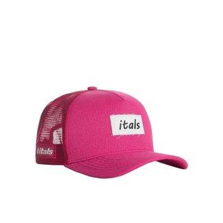 Boné #Itals Neon Pink - Pink - Único