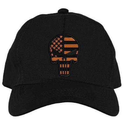 Bone Kaluapa Punisher Bandeira Americana