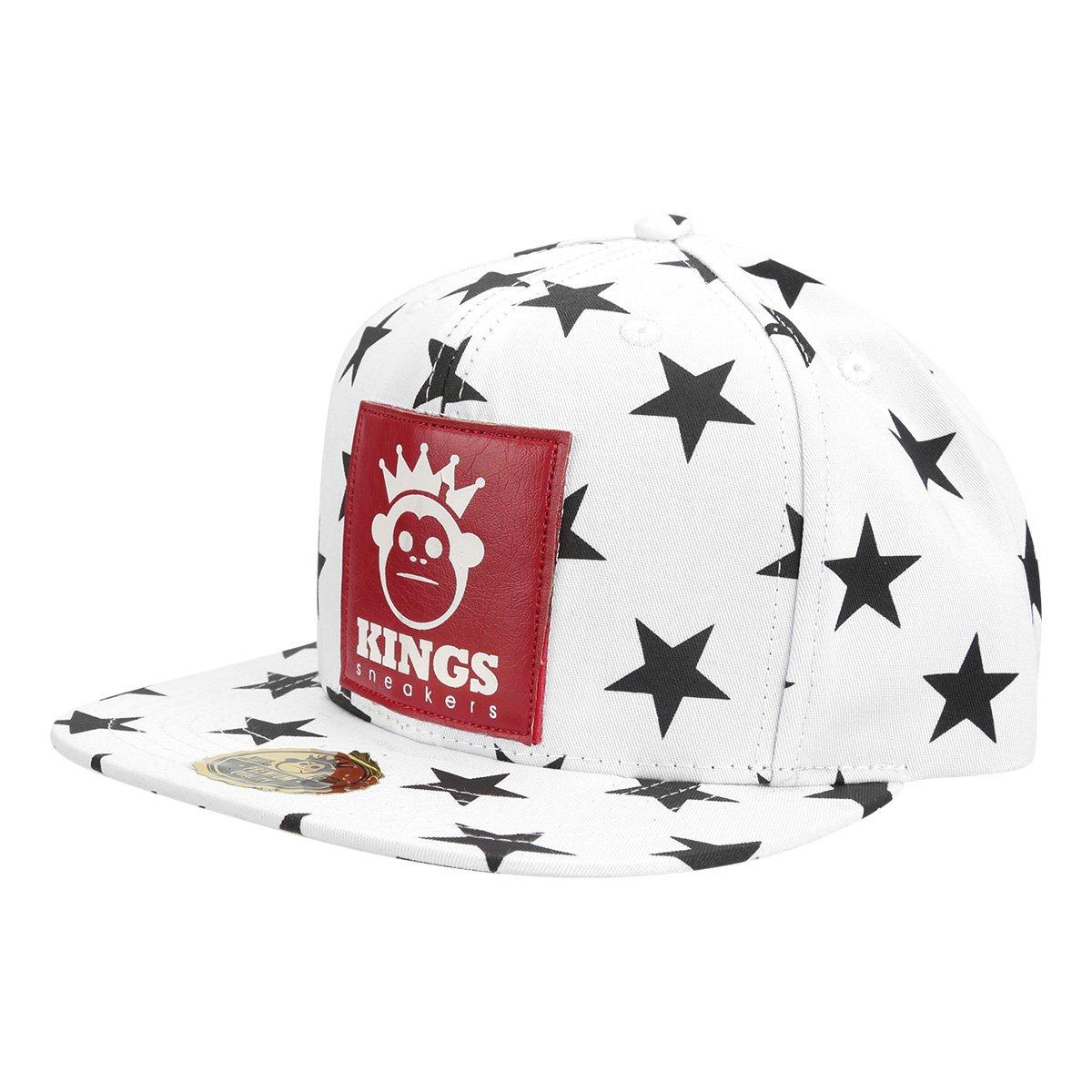 Boné Kings Sneakers Prm Stars - Compre Agora  1da09c7107a