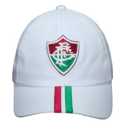 Boné Liga Retrô Fluminense Faixas - Unissex