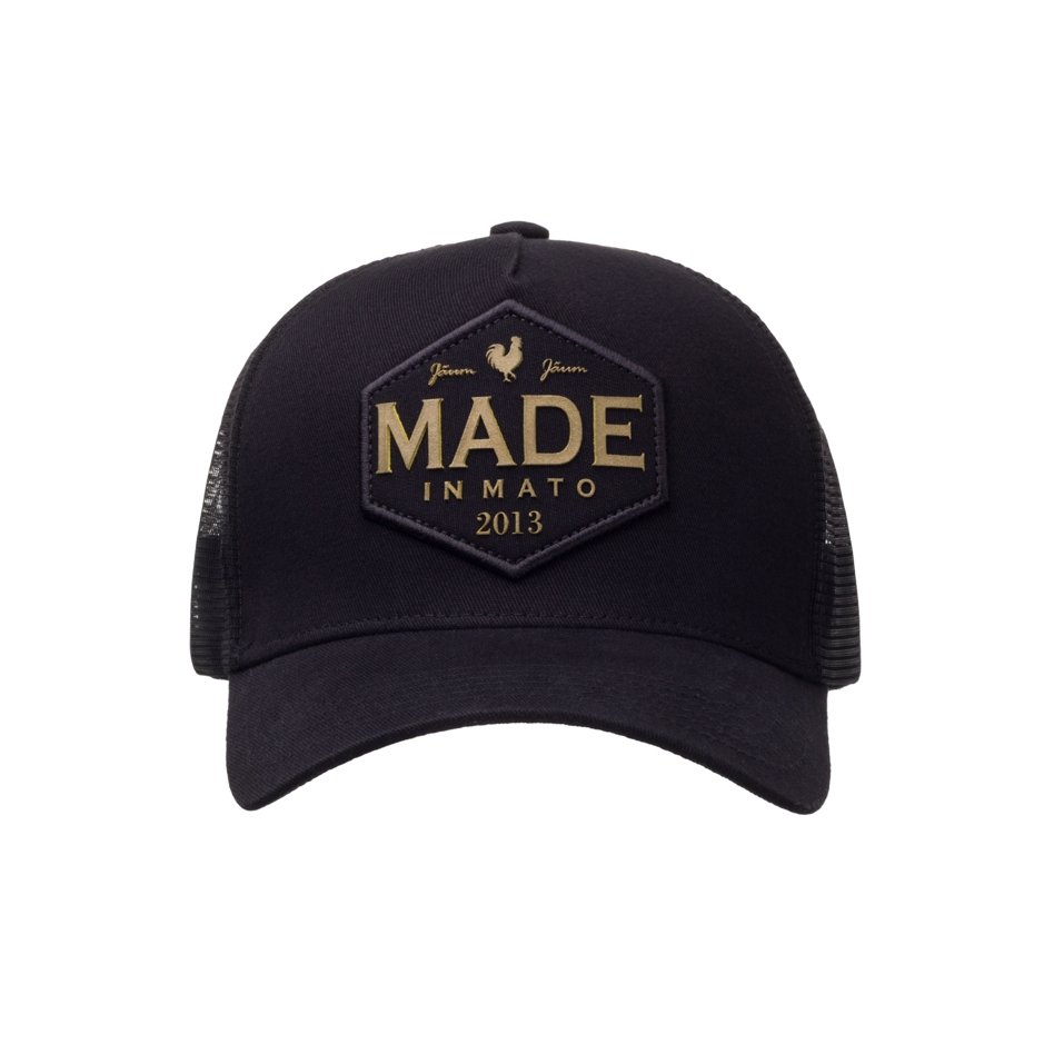 Boné Made In Mato Rooster Ouro Black - Compre Agora  bc7b768e22db7