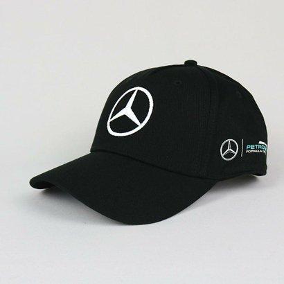 3d954a9448 Boné Mercedes Benz Lewis Hamilton F1 Unissex | Netshoes