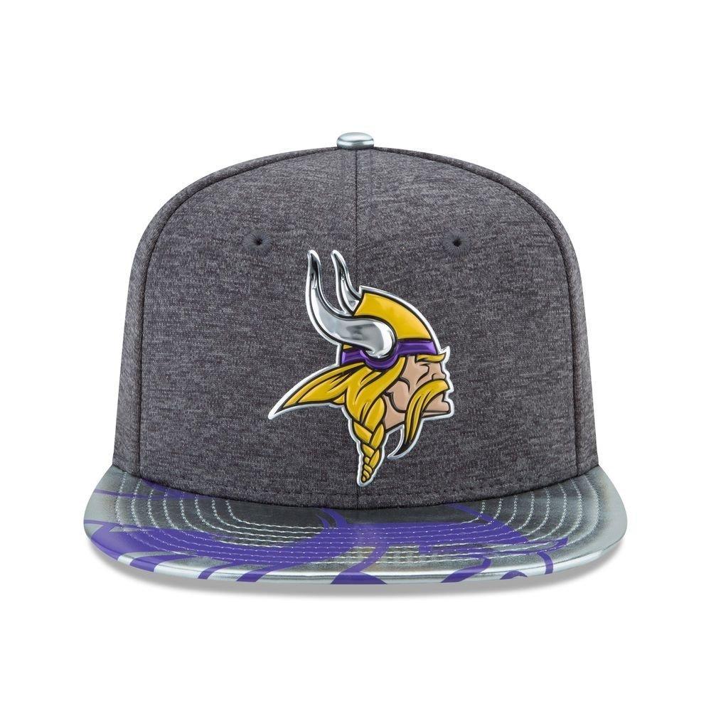 Boné Minnesota Vikings DRAFT 2017 Spotlight Snapback - New Era ... 061480af08d