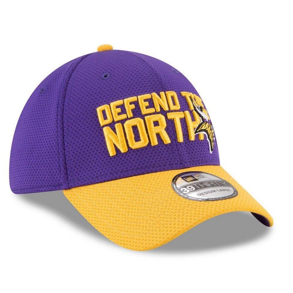 Boné Minnesota Vikings Draft 2018 3930 - New Era - Roxo - Compre ... e0af2358c3d
