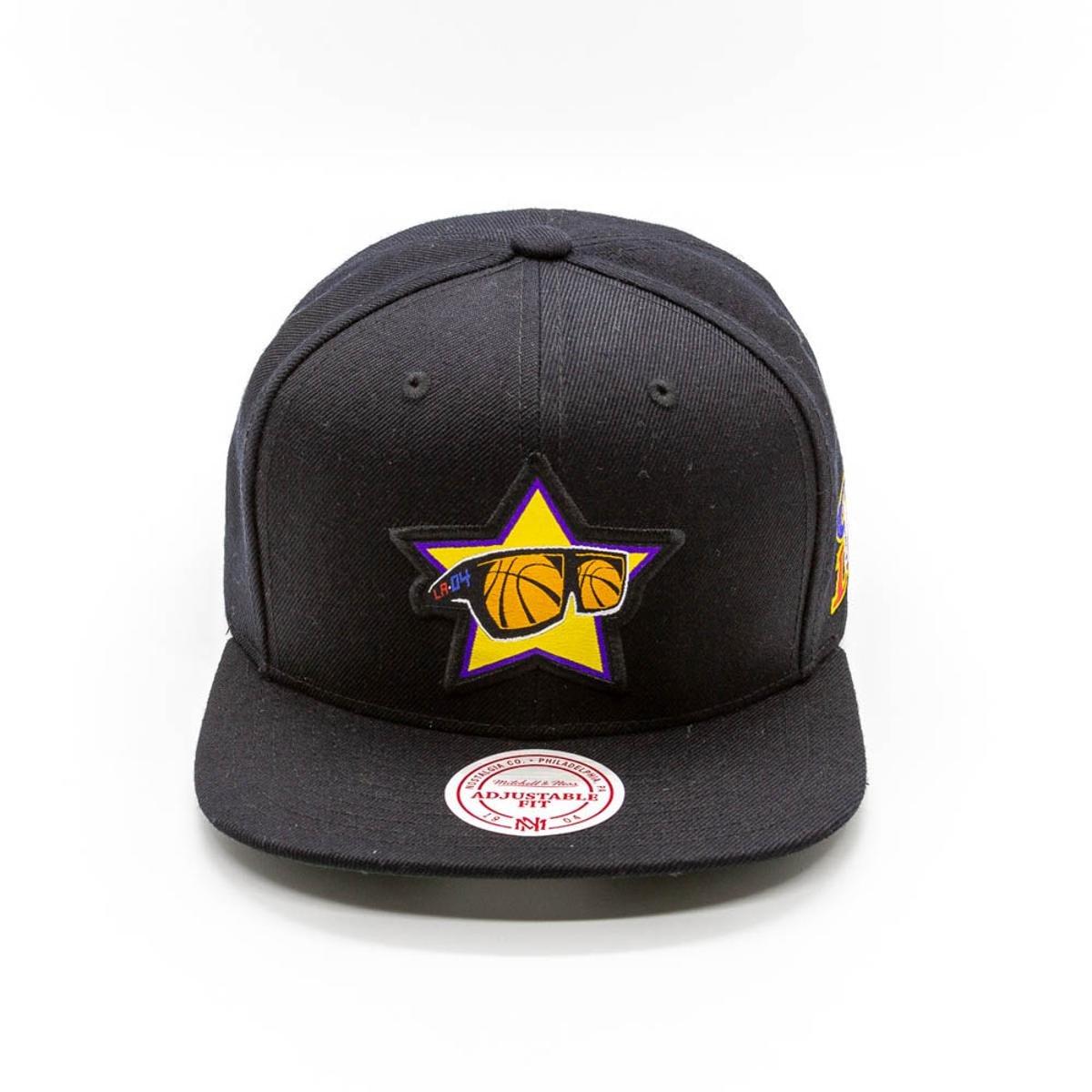 069376c95c756 Boné Mitchell   Ness All Star NBA Snapback - Preto - Compre Agora ...