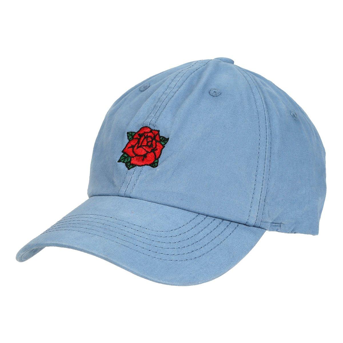 Boné Mood Aba Curva Rosa Masculino - Compre Agora  14cdd19d6f8