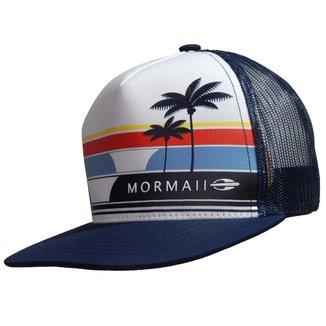 Boné Mormaii Trucker California