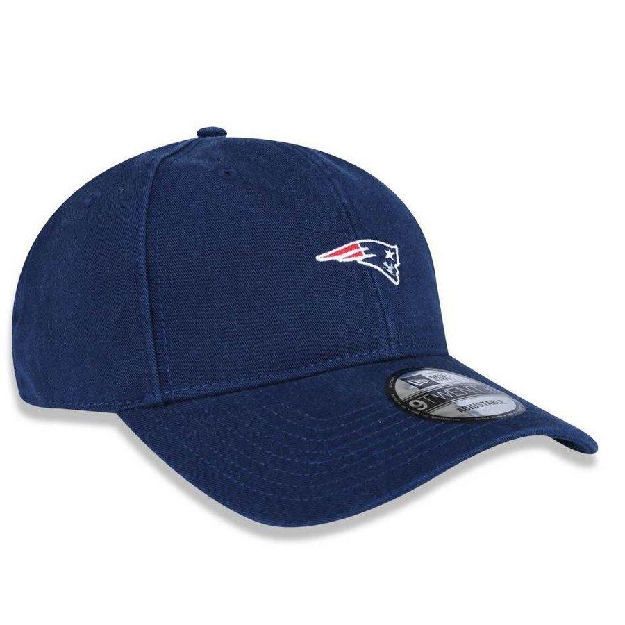 Boné New England Patriots 920 Mini Logo Classic - New Era - Compre ... 8d718b1a051