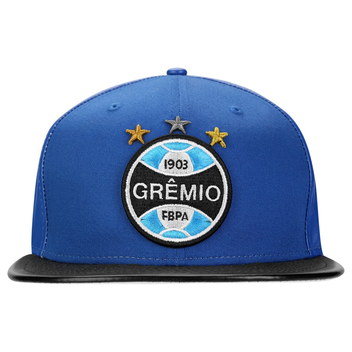 9a0e09655b417 Boné New Era 1903 Grêmio Aba Reta 9FIFTY
