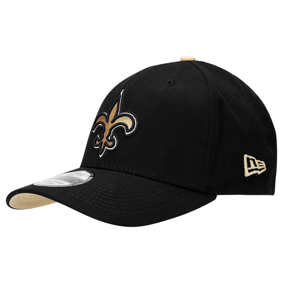 d594b766b8 Boné New Era 3930 NFL Ever New Orleans Saints Tc - Compre Agora ...