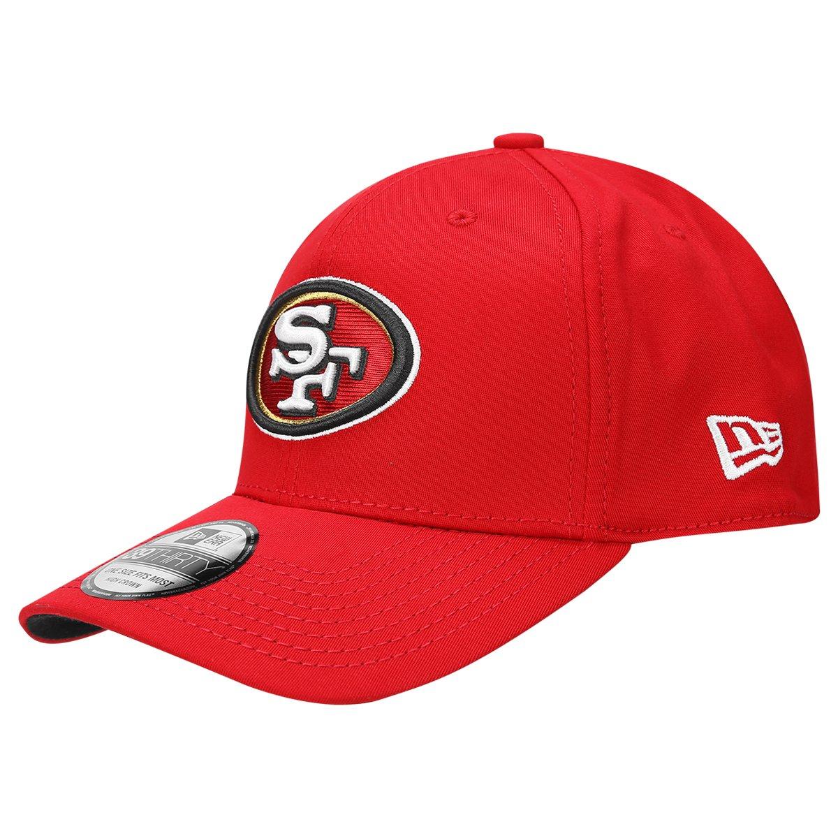 Boné New Era 3930 NFL San Francisco 49ers TC - Compre Agora  e2031406b38