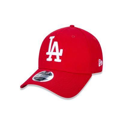 Bone New Era 39THIRTY High Crown MLB Los Angeles Dodgers