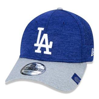 Bone New Era 39Thirty Mlb Los Angeles Dodgers Spring Training Aba Curva