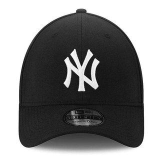 Boné New Era 39Thirty MLB New York Yankees Aba Curva