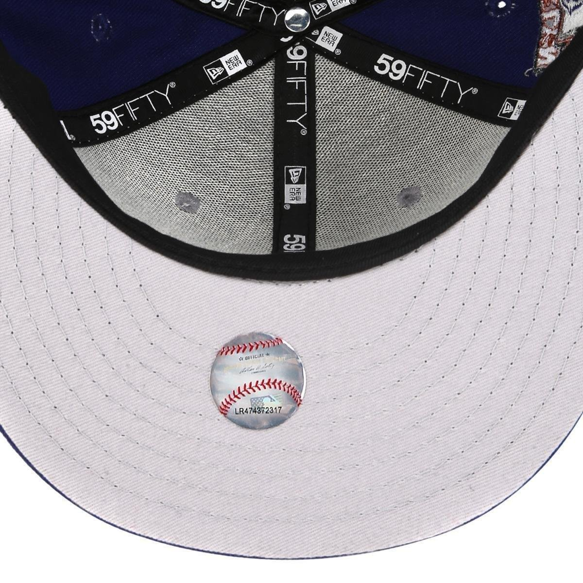 Boné New Era 5950 Customizer Brooklyn Dodgers - Compre Agora  2b260442a8c
