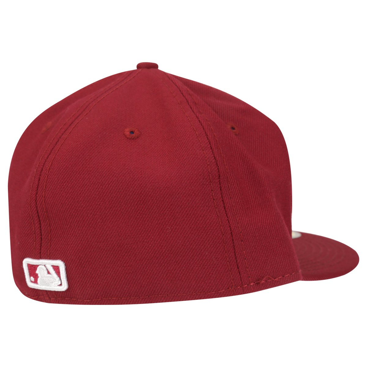 Boné New Era 5950 MLB Basic Colors Boston Red Sox - Compre Agora ... 6071eb468be