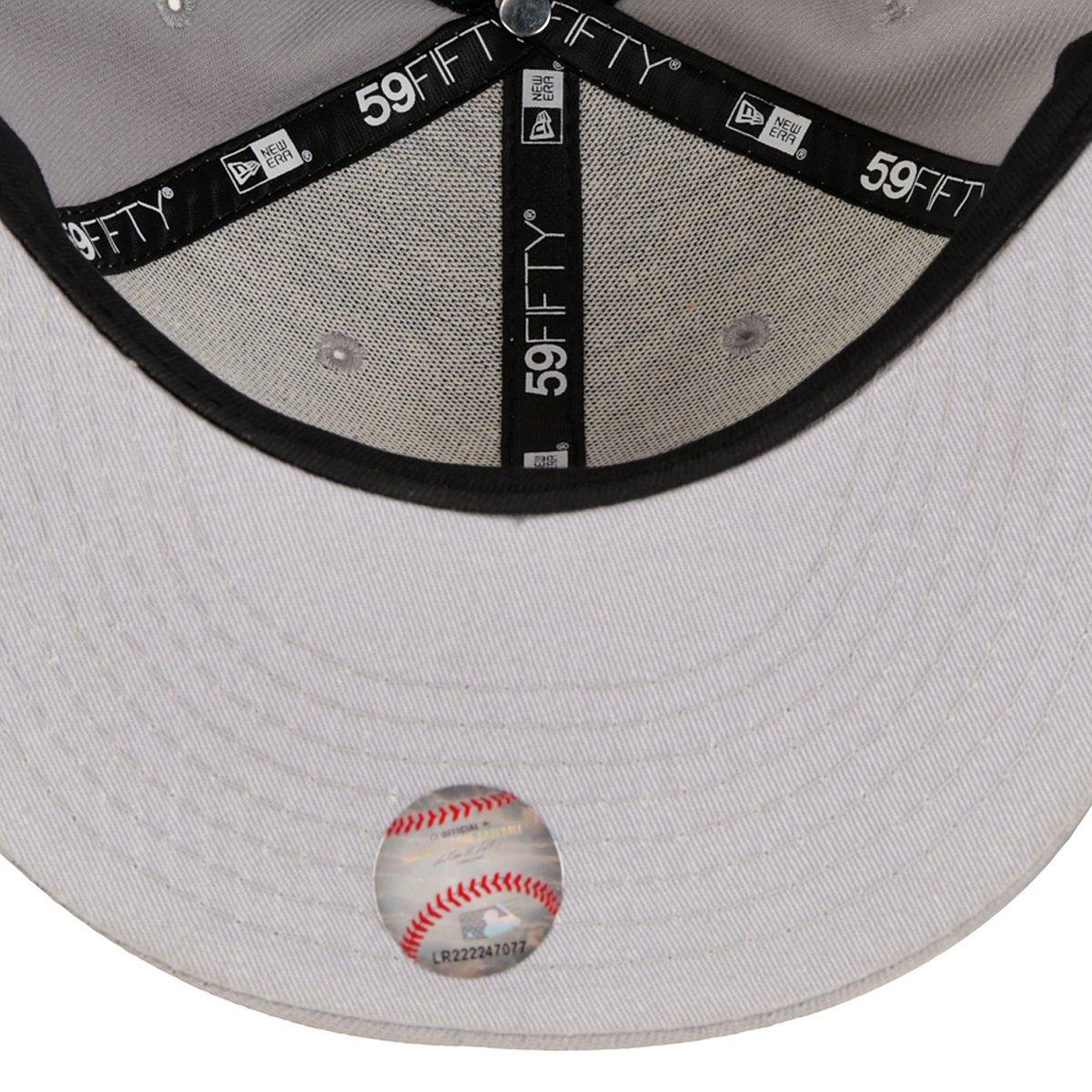 Boné New Era 5950 MLB Boston Red Sox - Compre Agora  d8f6ba093ed