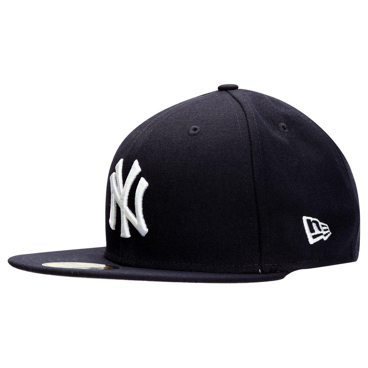 Boné New Era 5950 Team Patch New York Yankees - Compre Agora  f4b6226f342