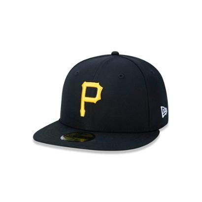 Bone New Era 59FIFTY Pittsburgh Pirates MLB
